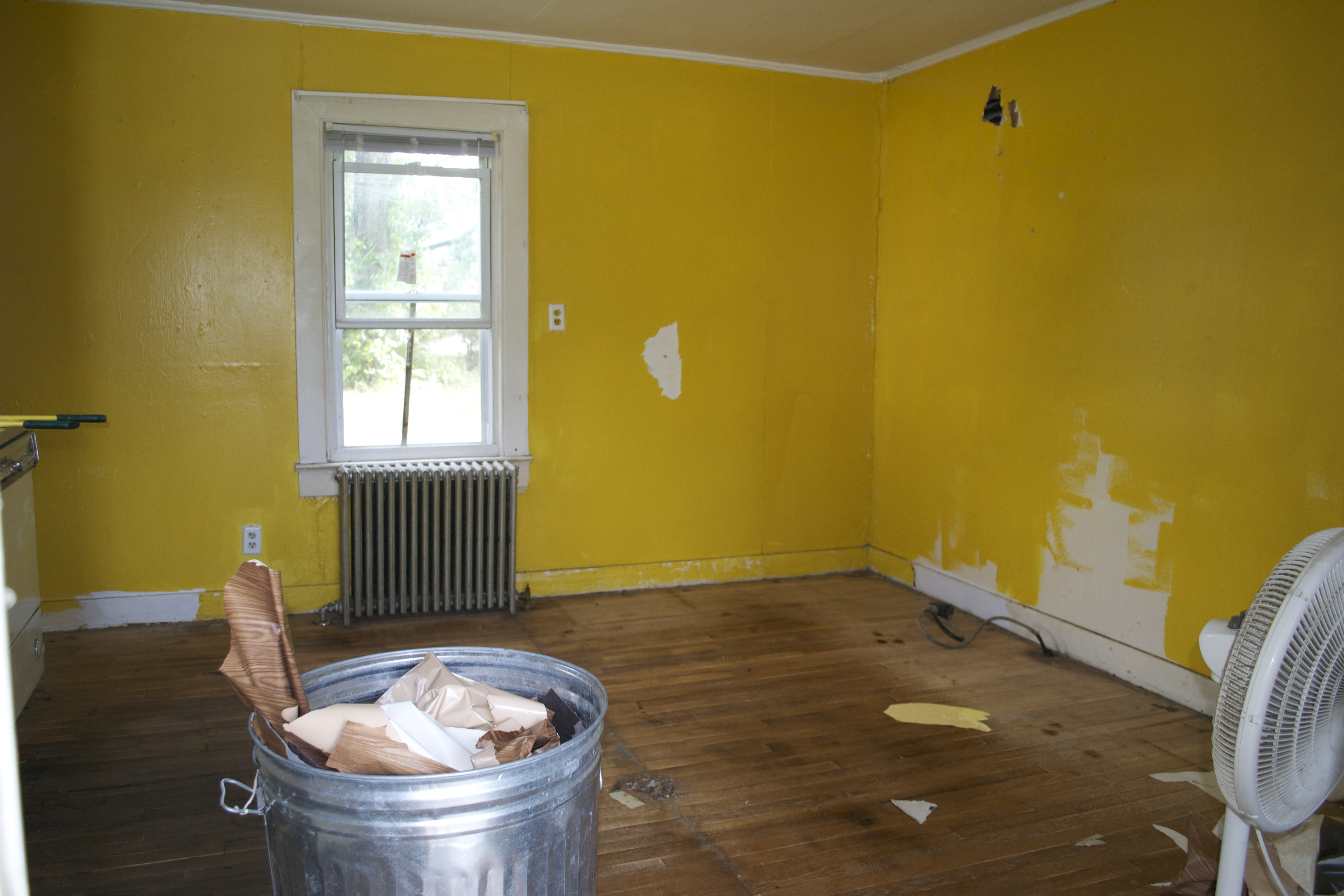 house renovation | The Chartreuse Life
